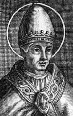 Papa Felix al III-lea a fost Papă al Romei în perioada 13 martie 483 - 1 martie 492. Pontificatul său este marcat de ruptura doctrinară cu Acacius, Patriarhul Constantinopolului, excomunicat din cauza lipsei de respect față de Scaunul Papal când a numit în scaunul Antiohiei un adept al ereziei monofizite. După moarte regelui Teodoric, s-a bucurat de sprijinul fiicei acestuia, Amalasuntha - foto: ro.wikipedia.org