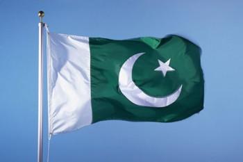 Drapelul Pakistanului - foto - pakconhk.com