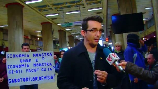 protest metrorex