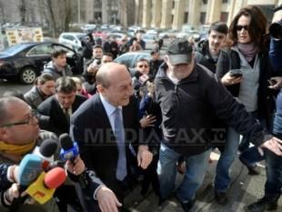 Traian Băsescu  - foto preluat de pe Mediafax
