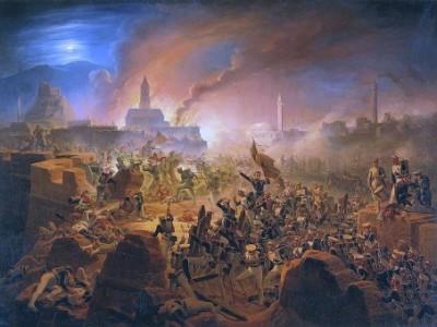 Războiul Ruso-Turc (1828–1829) - Bătălia de la Akhaltsikhe (1828) - foto: ro.wikipedia.org