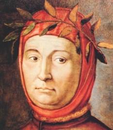 Francesco Petrarca (n. 20 iulie 1304, Incisa/ Arezzo - d. 19 iulie 1374, Arquà/Padova) prozator, poet și umanist italian din secolul al XIV-lea, unul din cei mai importanți poeți lirici ai literaturii italiene - foto preluat de pe cersipamantromanesc.wordpress.com
