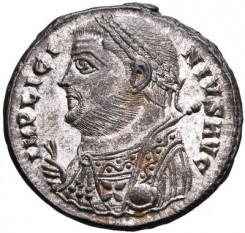 Flavius Licinius -  foto preluat de pe cersipamantromanesc.wordpress.com