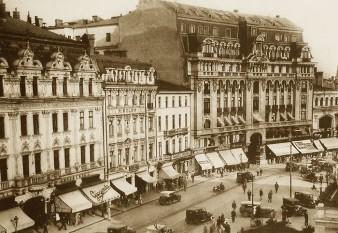 Bucureşti, primul oraş iluminat cu petrol lampant - foto preluat de pe ziarullumina.ro