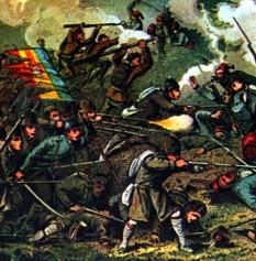 Razboiul de Independenta 1877-1878 -  foto preluat de pe cersipamantromanesc.wordpress.com