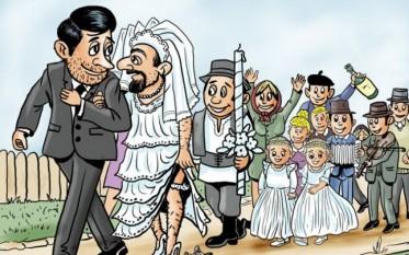 Desen realizat de Vali Ivan foto - adevarul.ro