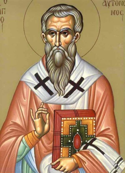 Sfântul Mucenic Avtonom. Prăznuirea sa de către Biserica Ortodoxă se face la data de 12 septembrie - foto: doxologia.ro