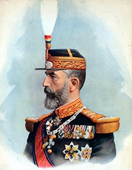 Carol I al României, Principe de Hohenzollern-Sigmaringen, pe numele său complet Karl Eitel Friedrich Zephyrinus Ludwig von Hohenzollern-Sigmaringen, (n. 20 aprilie 1839, Sigmaringen - d. 10 octombrie 1914, Sinaia) a fost domnitorul, apoi regele României, care a condus Principatele Române și apoi România după abdicarea forțată de o lovitură de stat a lui Alexandru Ioan Cuza. Din 1867 a devenit membru de onoare al Academiei Române, iar între 1879 și 1914 a fost protector și președinte de onoare al aceleiași instituții. În cei 48 de ani ai domniei sale (cea mai lungă domnie din istoria statelor românești), Carol I a obținut independenta tarii, a redresat economia, a dotat România cu o serie de instituții specifice statului modern și a pus bazele unei dinastii. A construit în Sinaia castelul Peles care a rămas și acum una dintre cele mai vizitate atracții turistice ale țării. După razboiul de independenta din 1877-1878, România a câștigat Dobrogea (dar a pierdut sudul Basarabiei).. Tot regele Carol a dispus ridicarea primului pod peste Dunare, între Fetesti si Cernavoda, care să lege noua provincie Dobrogea de restul țării - (Carol I în Războiul de Independenţă) foto preluat de pe ro.wikipedia.org