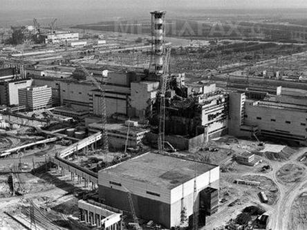 Centrala nucleară din Cernobîl - foto: Mediafax
