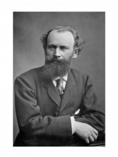 Édouard Manet (n. 23 ianuarie 1832, Paris – d. 30 aprilie 1883, Paris) a fost un pictor francez, precursor al impresionismului - foto: cersipamantromanesc.wordpress.com