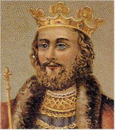 Eduard al II-lea (n. 25 aprilie 1284 – d. 21 septembrie 1327), rege al Angliei din 1307 pâna în ianuarie 1327 - foto: cersipamantromanesc.wordpress.com