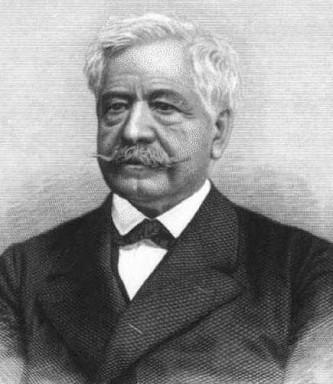 Ferdinand Marie, vicomte de Lesseps (n. 19 noiembrie 1805 - d. 7 decembrie 1894) a fost un diplomat și antreprenor francez. Sub conducerea sa a fost finalizat Canalul Suez (inaugurat în 1869). Ulterior, a condus și inițierea lucrărilor de construcție Canalului Panama (1881–1894), afacere fără succes, soldată cu un scandal mediatic - foto: ro.wikipedia.org