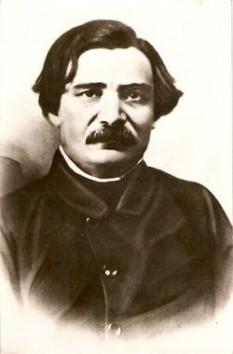 Ion Heliade Rădulescu - foto preluat de pe cersipamantromanesc.wordpress.com