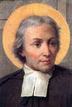 Sf. Ioan Baptist de la Salle (n.30 aprilie 1651, Reims, Franța, d.7 aprilie 1719, Rouen), a fost preot catolic francez, întemeietor al unei congregații religioase, sfânt - foto: ro.wikipedia.org