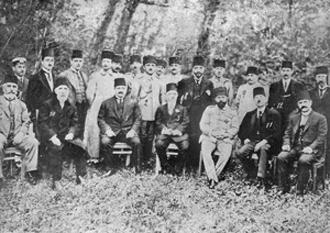 Junii turci -  foto preluat de pe cersipamantromanesc.wordpress.com