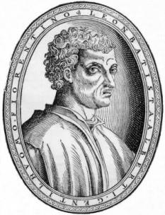 Leon Battista Alberti - foto preluat de pe cersipamantromanesc.wordpress.com