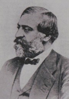 Emanoil (Manolache) Costache Epureanu (n. 22 august 1820, Bârlad - d. 7 septembrie 1880, Wiesbaden, Germania) a fost primul-ministru al României, din partea partidului Conservator, în două rânduri: în 1870 (1 mai - 26 decembrie) și în 1876 (6 mai - 5 august) - foto: cersipamantromanesc.wordpress.com