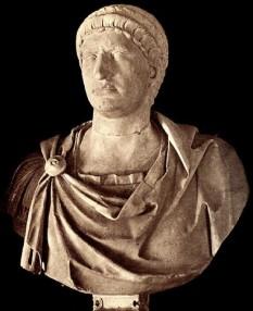 Marcus Salvius  Otho - foto preluat de pe cersipamantromanesc.wordpress.com