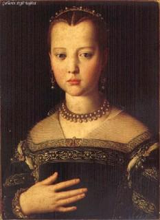 Maria de Medici - foto preluat de pe cersipamantromanesc.wordpress.com