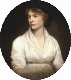 Mary Wollstonecraft - foto preluat de pe cersipamantromanesc.wordpress.com