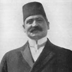 Mehmet Talaat - foto preluat de pe cersipamantromanesc.wordpress.com