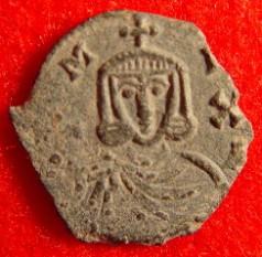 Mihail I Rangabe (d. 11 ianuarie 844) a fost împărat bizantin între 811 și 813, ginerele lui Nicefor I și ultimul membru al dinastiei focide - in imagine, Monedă cu chipul lui Mihail I Rangabe - foto: ro.wikipedia.org