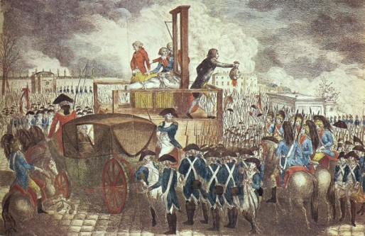 25 aprile 1792: In Franta, tâlharul Nicolas J. Pelletier a devenit prima persoană executată prin ghilotinare - foto: twitter.com