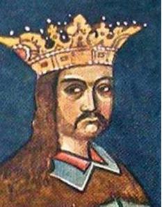 Radu de la Afumați (sau Radu al V-lea), fiul lui Radu al IV-lea cel Mare, a fost Domn al Țării Românești de mai multe ori: decembrie 1522 - aprilie 1523, ianuarie - iunie 1524, septembrie 1524 - aprilie 1525 și august 1525 - ianuarie 1529. Ginere a lui Neagoe Basarab, a fost căsătorit cu Ruxandra, fiica acestuia (21 ianuarie 1526)  fotto: cersipamantromanesc.wordpress.com