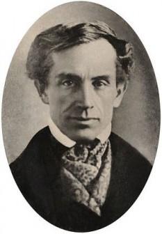 Samuel Finley Breese Morse (n. 27 aprilie, 1791 – d.2 aprilie, 1872) a fost pictor și inventator american. A realizat în anul 1837 un aparat electromagnetic pentru telegrafie, brevetat în 1840 și a inventat în 1838 alfabetul care-i poartă numele, folosit și în prezent - foto: cersipamantromanesc.wordpress.com