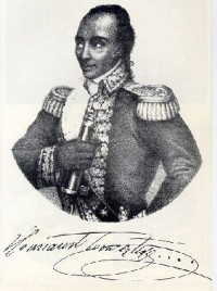 Pierre-Dominique Toussaint Louverture