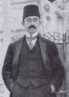 Mehmet Cavit Bey -  foto preluat de pe cersipamantromanesc.wordpress.com