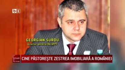 Georgian Surdu - foto (captura video) B1.ro