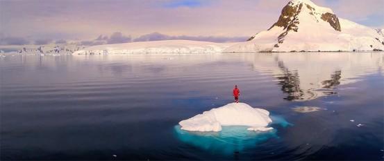 Antarctica - foto preluat de pe green-report.ro