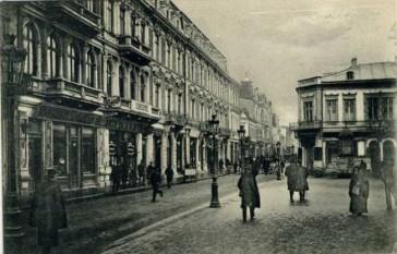 Bucuresti. primul oras din lume iluminat public cu lampi cu petrol lampant - foto - jurnalul.ro