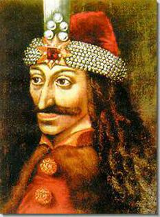 Vlad Tepes (nascut 1431 – d.1476) - foto preluat de pe cersipamantromanesc.wordpress.com