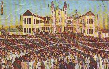 Adunarea nationala a romanilor de la Campia Libertatii -  foto preluat de pe cersipamantromanesc.wordpress.com