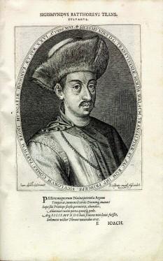 Sigismund Báthory (n. 1572  sau 1573 - d. 27 martie 1613, Praga), principe al Ardealului, fiul lui Cristofor Báthory și al Elisabetei Bocskai. A realizat prima unire a Transilvaniei cu Țara Românească și cu Moldova, așa numitul plan dacic -   foto - cersipamantromanesc.wordpress.com