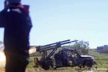 Siria Foto: (c) Mohamad Bayoush / REUTERS