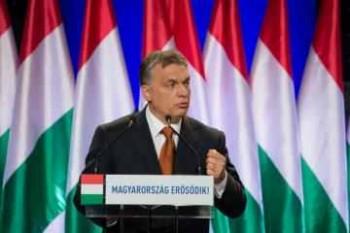 Viktor Orban  - Foto: (c) Attila Volgyi / XINHUA