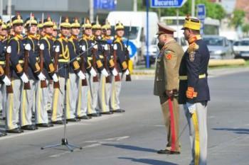 Ziua Infanteriei Române - Foto: (c) Nicolae BADEA / Arhiva AGERPRES