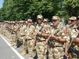 Ziua Infanteriei Romane - foto preluat de pe cersipamantromanesc.wordpress.com
