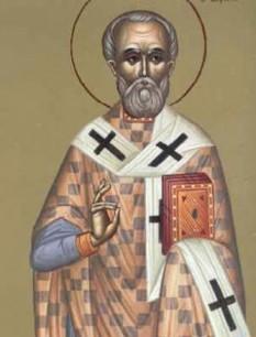 Sfântul Sfinţit Mucenic Simeon, Episcopul Persiei. Prăznuirea sa de către Biserica Prtodoxă se face la data de 17 aprilie - foto  : crestinortodox.ro