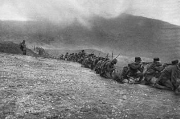 1915 Italia declara declară război Austro-Ungariei - foto - dynamite-trails.de