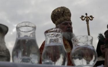 Bartolomeu Anania, fost mitropolit al Clujului   FOTO: arhiva Adevărul