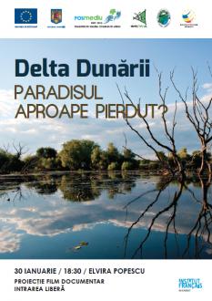 Delta Dunarii – paradisul aproape pierdut - foto preluat de pe romaniapozitiva.ro