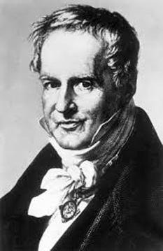Friedrich Wilhelm Heinrich Alexander von Humboldt (n. 14 septembrie 1769, Berlin — d. 6 mai 1859, Berlin) a fost un geograf și naturalist german - foto: cersipamantromanesc.wordpress.com
