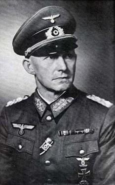 Alfred Josef Ferdinand Jodl , șeful Statului Major al OKW in timpul dictaturii naziste - foto preluat de pe cersipamantromanesc.wordpress.com
