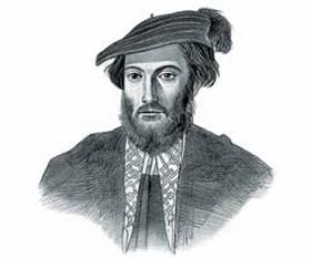 Amerigo Vespucci (n. 9 martie 1454, Florența, Italia, d. 22 februarie 1512, Spania) a fost unul dintre cei mai mari navigatori a tuturor timpurilor - foto: cersipamantromanesc.wordpress.com