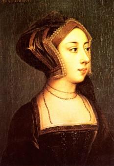 Anne Boleyn - foto preluat de pe cersipamantromanesc.com