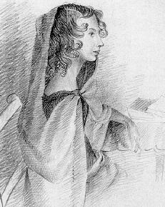 Anne  Brontë, romanciera engleză - foto - en.wikipedia.org